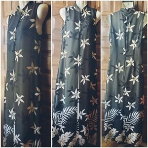 David Warren Japanese Stylle Sheath Dress